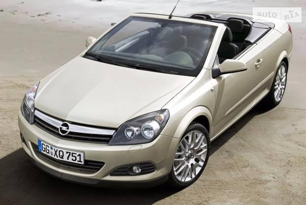 Opel Astra H H Кабріолет