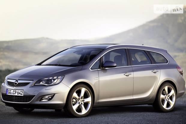 Opel Astra J J Універсал