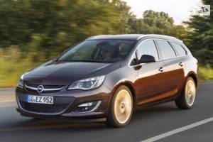 Opel astra-j J (рестайлінг) Универсал