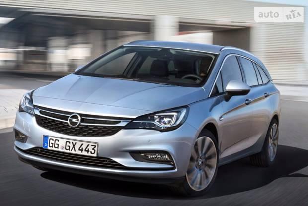 Opel Astra K K Універсал