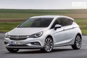 Opel astra-k K Хэтчбек