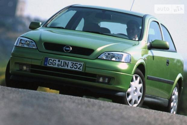 Opel Astra G Хетчбек