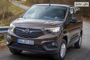 Opel combo-cargo 5-е поколение Фургон
