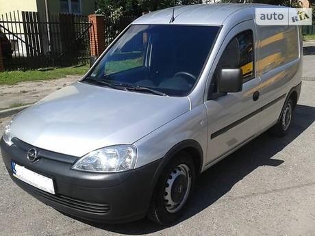 Opel Combo груз. 2003
