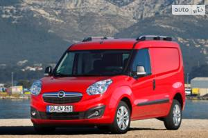 Opel combo-gruz D Фургон