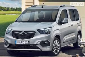 Opel combo-life 1-е поколение Минивэн