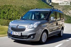 Opel combo-pass D Микровэн