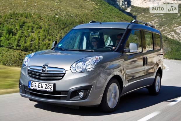 Opel Combo пасс. D Мікровен