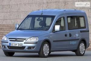 Opel combo-pass C (рестайлинг) Микровэн