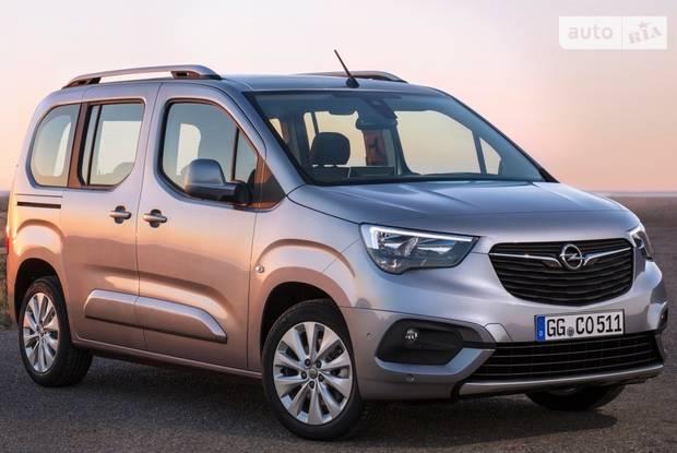 Opel Combo пасс. IV поколение Мінівен