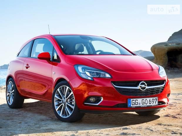 Opel Corsa E Хетчбек