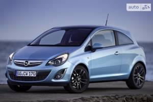 Opel corsa D (1 рестайлінг) Хэтчбек