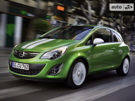 Opel Corsa 1.4 АТ (90 л.с.) 2016