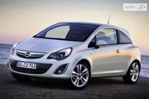 Opel corsa D (2 рестайлінг) Хэтчбек