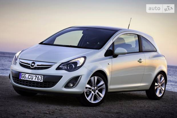 Opel Corsa D (2 рестайлінг) Хетчбек
