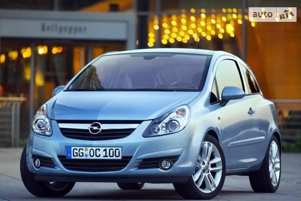 Opel Corsa D Хетчбек
