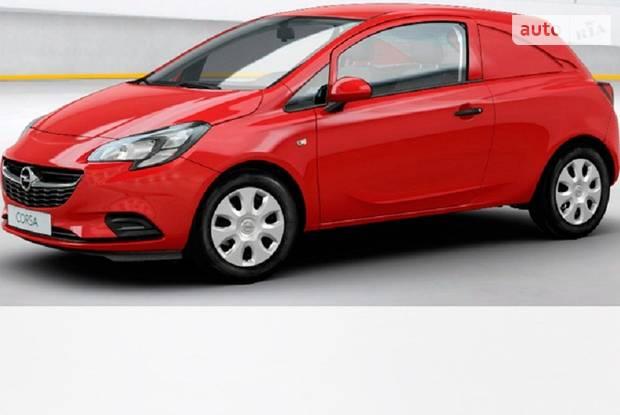 Opel Corsa E Фургон