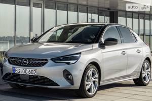 Opel corsa 6-е поколение (F) Хэтчбек