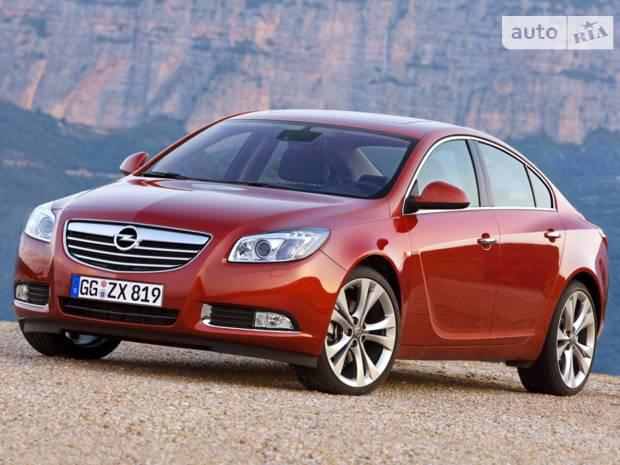 Opel Insignia 1 покоління Седан