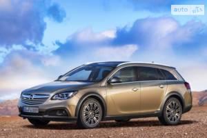 Opel insignia 1 покоління (1 рестайлінг) Универсал