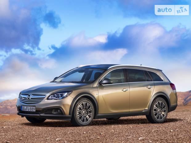 Opel Insignia 1 покоління (1 рестайлінг) Універсал