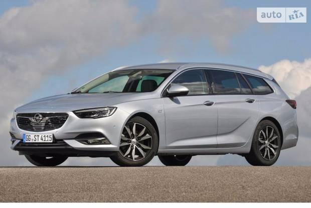 Opel Insignia II поколение Универсал