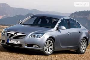 Opel insignia 1 покоління Лифтбэк