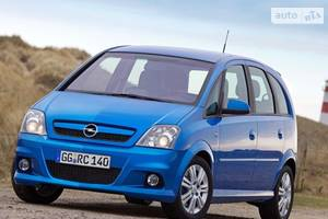 Opel meriva A Микровэн