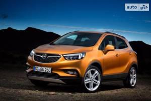 Opel mokka X Кроссовер
