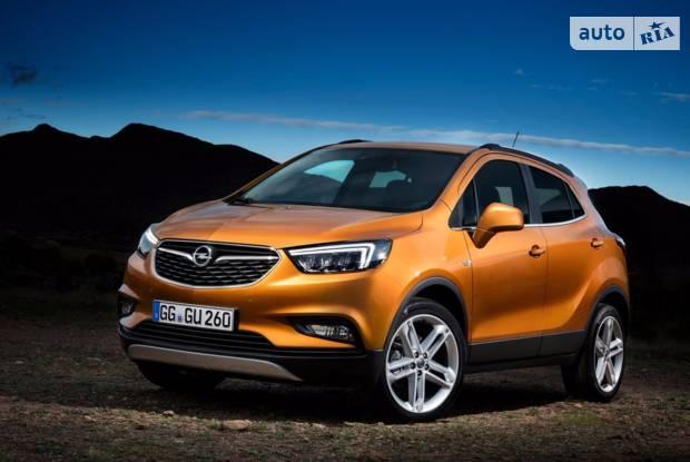 Opel Mokka X Кросовер