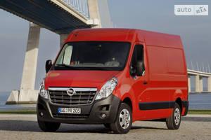 Opel movano-gruz 2 покоління Микроавтобус