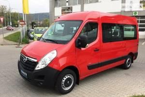 Opel movano-pass 2-е поколение Микроавтобус