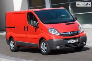Opel vivaro-gruz A Фургон