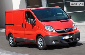 Opel Vivaro груз. 2.0 MT (117 л.с.)  L1H1  2012