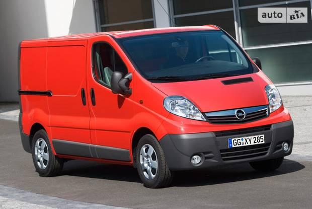 Opel Vivaro груз. A Фургон