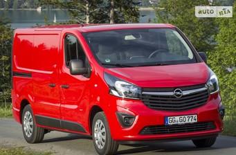 Opel Vivaro груз.  2017