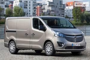 Opel vivaro-gruz B Фургон