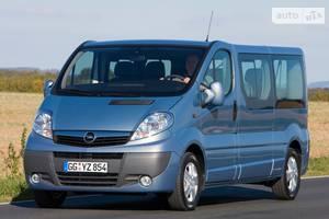 Opel vivaro-pass A Минивэн