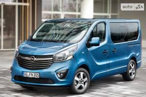 Opel vivaro-pass B Минивэн
