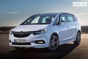 Opel zafira C (рестайлінг) Минивэн