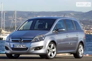 Opel zafira B (рестайлинг) Минивэн