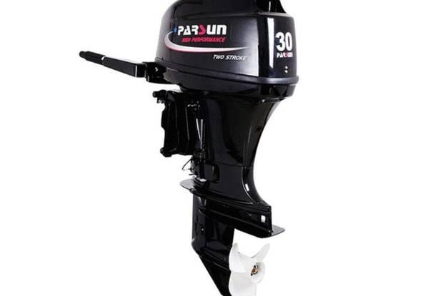 Parsun T I поколение Лодочный мотор