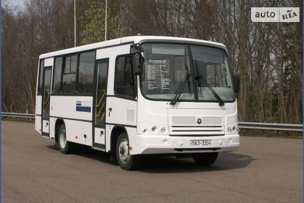 ПАЗ 3203 5 поколение Автобус