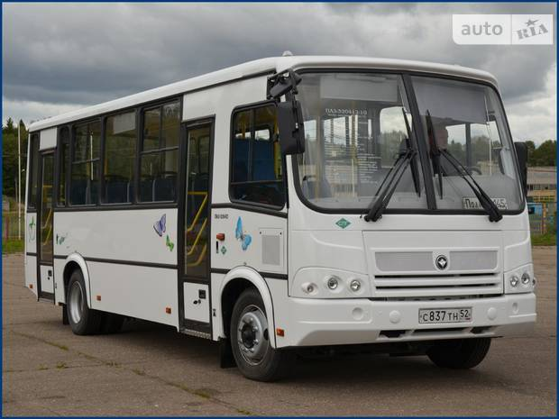 ПАЗ 3204 5 поколение Автобус