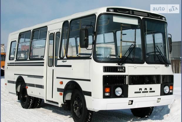 ПАЗ 32053 2 поколение Автобус