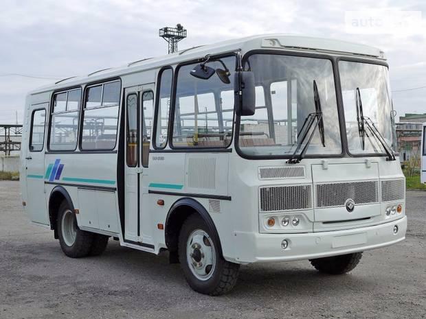 ПАЗ 32053 3 поколение Автобус