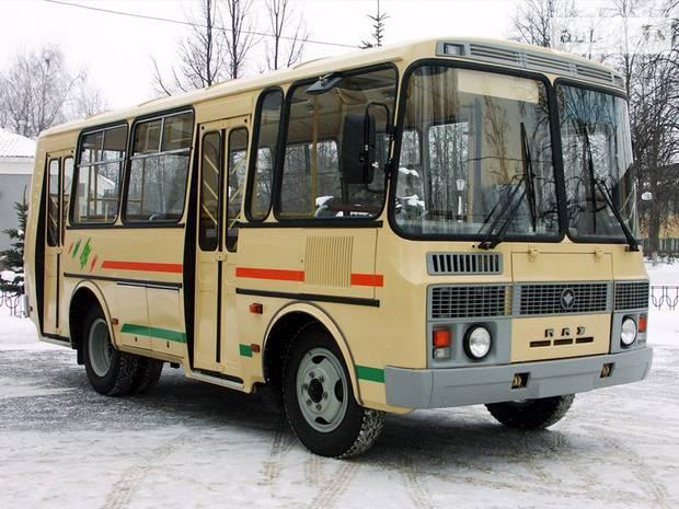ПАЗ 32054 2 поколение Автобус