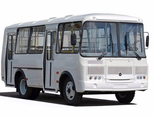 ПАЗ 32054 3 поколение Автобус