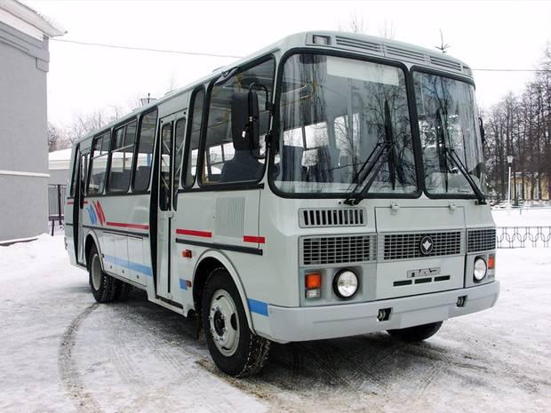 ПАЗ 4234 1 поколение Автобус