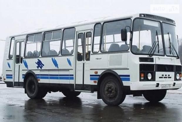 ПАЗ 4234 2 поколение Автобус